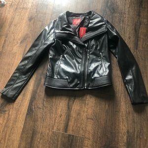NWT Guess Moto jacket